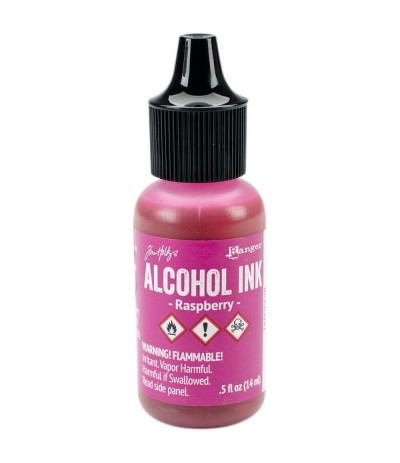 Alcohol Ink Raspberry - Tim Holtz