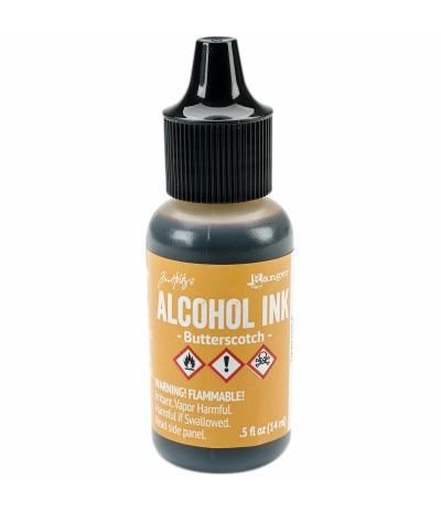 Alcohol Ink Butterscotch - Tim Holtz