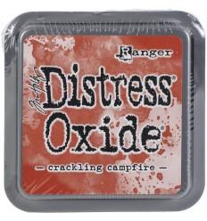 Distress Oxide Stempelkissen Crackling Campfire - Tim Holtz