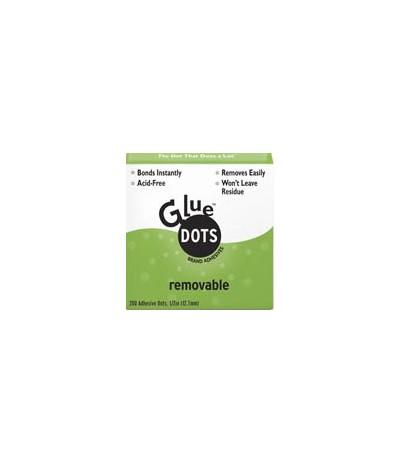 Glue Dots ablösbar Box, 1.3 cm