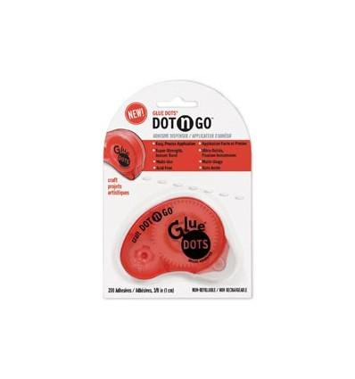 Glue Dots Dot n go Craft Abroller