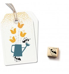 Ministempel Ameise Lanzelot - catts on appletrees