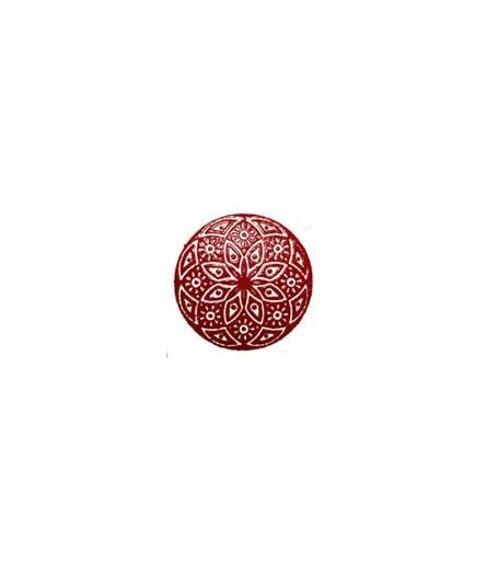 Embossingpulver Rot