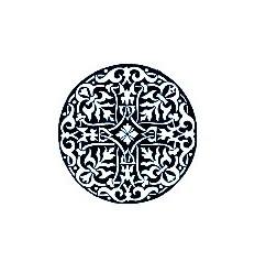 Rondelle Keltisch Stempel