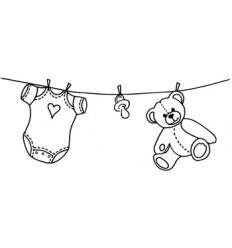 Tampons bébé / Waeschleine