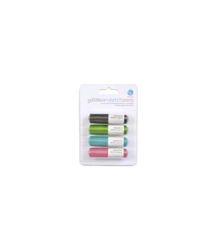 Silhouette Glitter Sketch Pen