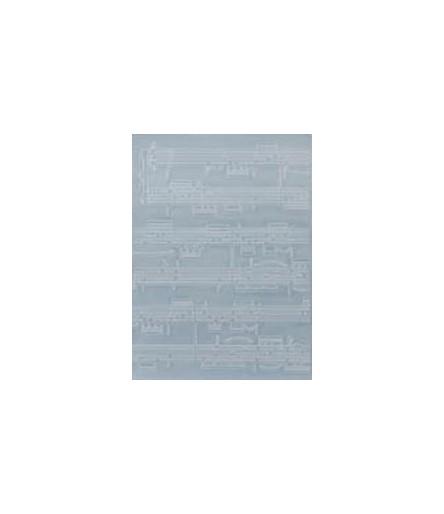 Darice Prägeschablone / Embossingfolder Sheet Music