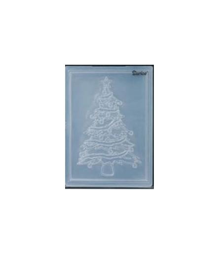Darcie Prägeschablone / Embossingfolder Christmas Tree