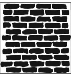 "TCW 6x6"" Template/Schablone Mini Bricks"