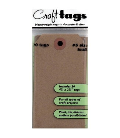 Craft Tags