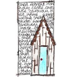 Jofy Mini Stempel Haus