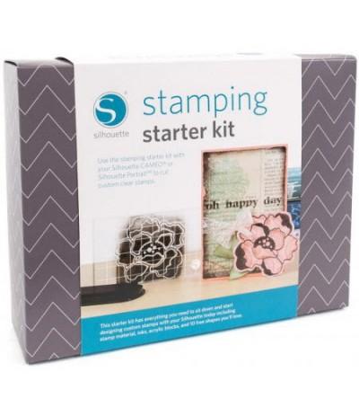 Silhouette Cameo Stempel Starter Kit
