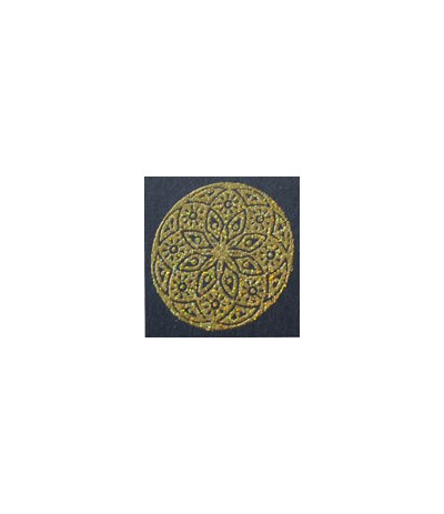 Gold Glitzer Embossing Pulver 60g