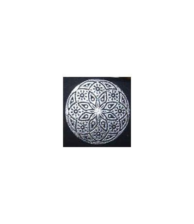 Embossingpulver Silberglitter Aegan 60g