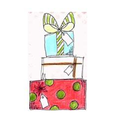 Jofy Mini Stempel 3 Geschenke