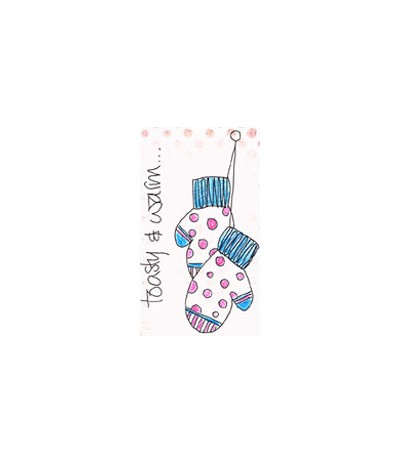 Jofy Mini Stempel Handschuhe