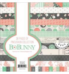 Bo Bunny Scrapbooking Papier Pincushion