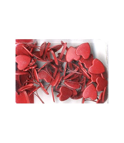 Artemio Brads Herzen, Rot