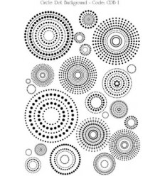 Circle Dot Background