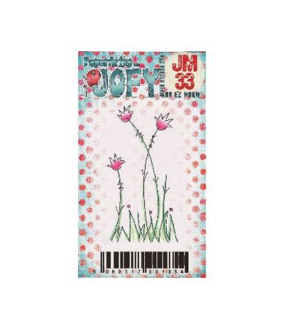 Jofy Mini Stempel Blumen mit langen Stiel