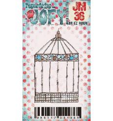 Jofy Mini Stempel Vogelkäfig
