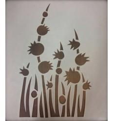 PaperArtsy Stencil/Schablonen