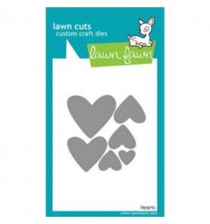Lawn Fawn Cuts Herzen