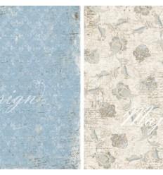 "Maja Design Scrapbook Papier Vintage Summer Basics 12"""