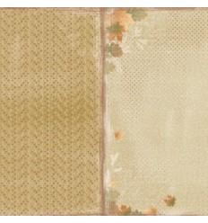 """Maja Design Scrapbook Papier Walking in the forest 12""""x12"""""""