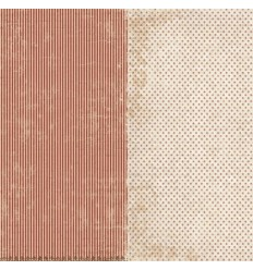 "Maja Design Scrapbook Papier It's Christmas time 12""x12"""