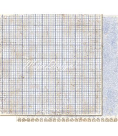 "Maja Design Scrapbook Papier Coffee in the Arbour 12""x12"""