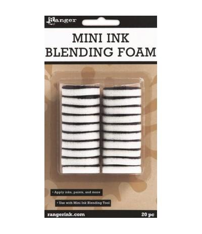 Ranger Mini Ink Blending Foam Ersatzpads
