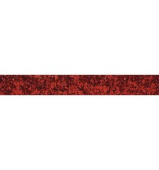 docrafts Christmas Glitter Band Rot