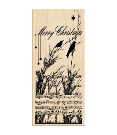Penny Black Stempel Nature's Choir