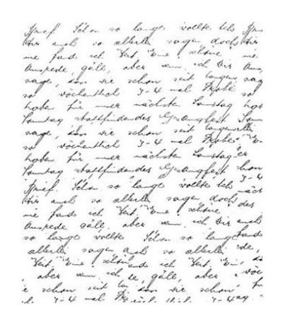 Penny Black Letter Background Holz Stempel