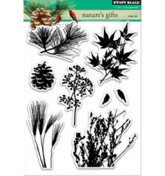 Penny Black Clear Stamps Nature's Gifts