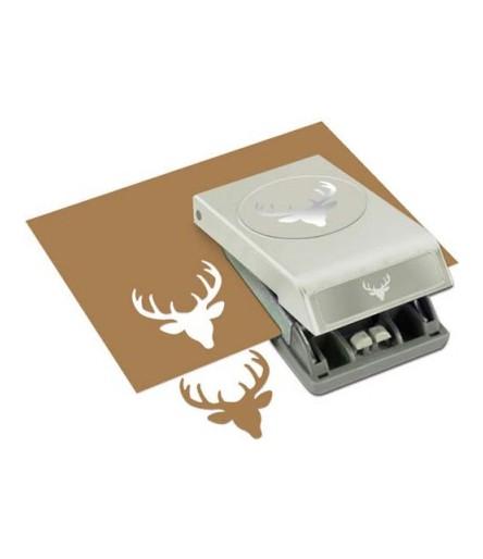 """EK Success Motivstanzer Deer Head 2"""""""
