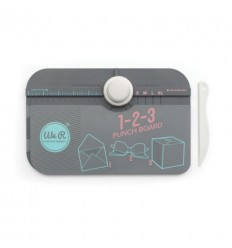 1-2-3 Punchboard