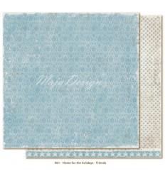 Maja Design Scrapbook Papier Home for the Holidays Friends