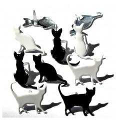 Brads Katzen