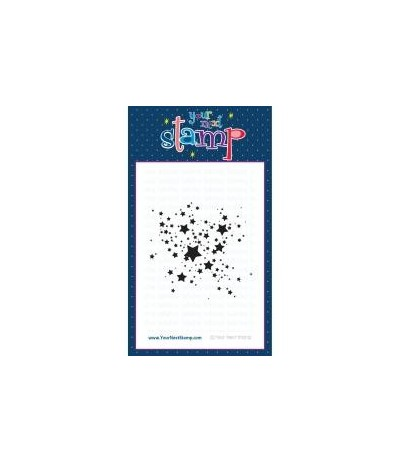 Star Splatter Clear Stamps - your next stamp