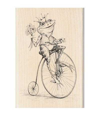 Whimsical Frog Stempel - Inkadinkado