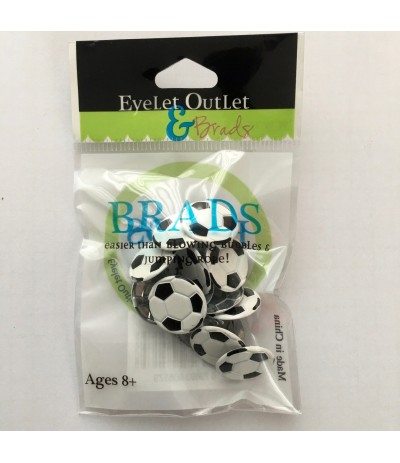 Brads Fussball - Eyelet Outlet