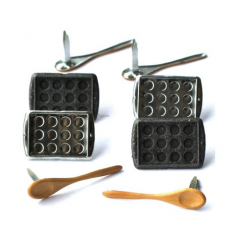 Eyelet Outlet Brads Backen