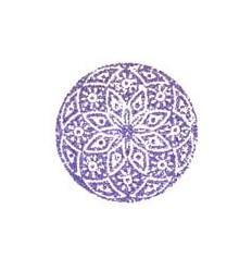 Embossingpulver Violettglitter