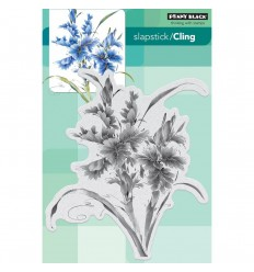 "Blumen ""Passionate"" Cling Stempel - Penny Black"