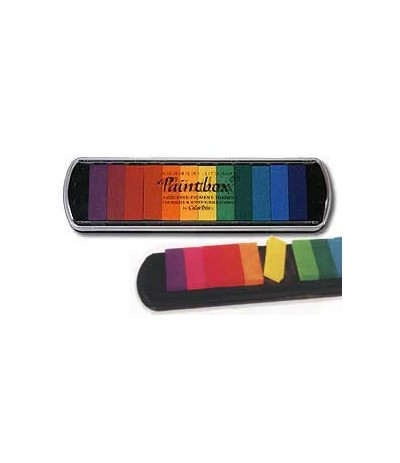 Encreur Paintbox Bright Stempelkissen