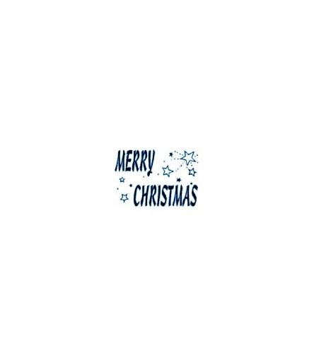 Merry Christmas Stempel
