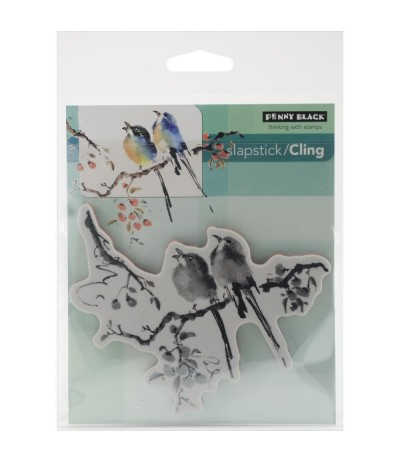 The Sweetest Sound Cling Stempel - Penny Black