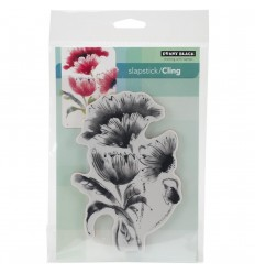 Pop Pop Poppy Cling Stempel - Penny Black